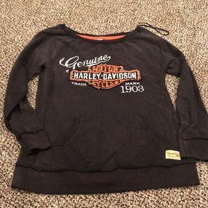 Harley Davidson women's sweatshirt SMALL